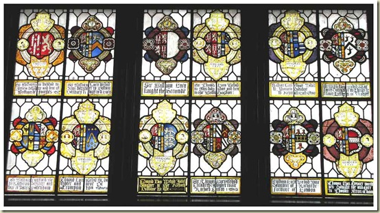 A window in the C16 house