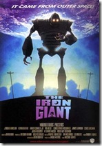 The Heroic Iron Giant