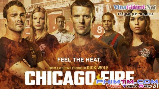 Lính Cứu Hỏa Chicago :Phần 1 -