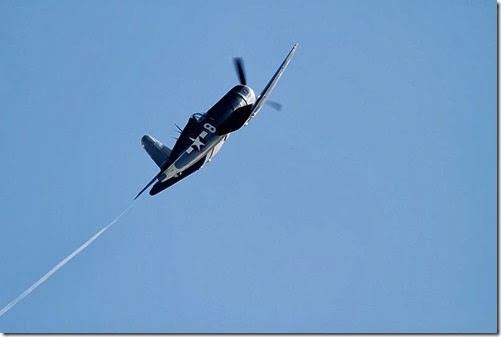 Wings Over Tauranga 2014 - Corsair FG-1D