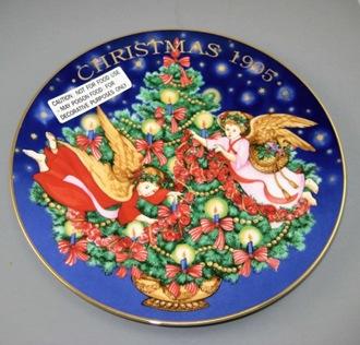 Christmas Plate 2