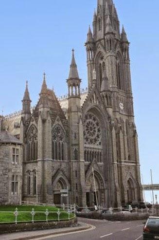 Cobh-IrelandStColemansCathedral