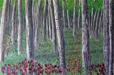 spring forest neil stewart