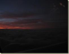 Sunrise over UK (Small)