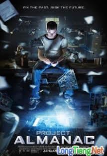 Du Hành Quá Khứ - Project Almanac Tập 1080p Full HD