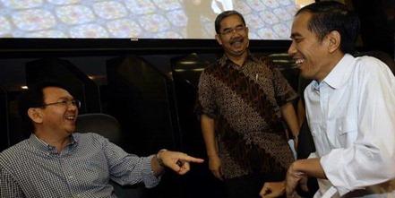 Halo Jakarta Awasi Kinerja Jokowi Ahok