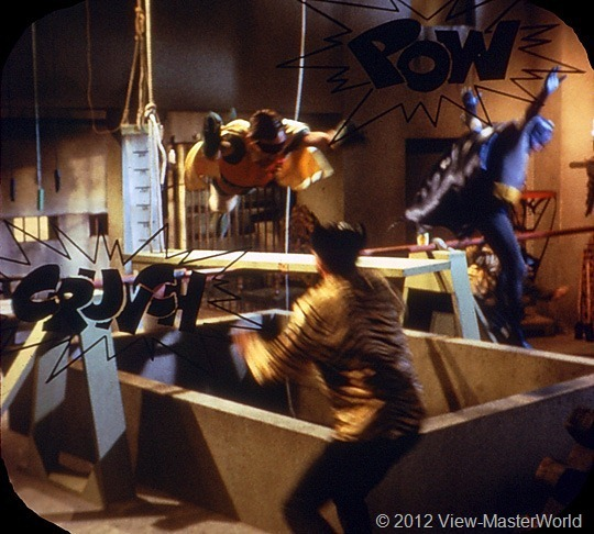 View-Master Batman (B492), Scene 16