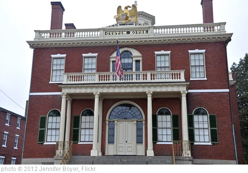 'Custom House' photo (c) 2012, Jennifer Boyer - license: http://creativecommons.org/licenses/by-nd/2.0/
