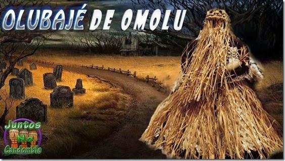 olubajé - orixá omolu obaluaie - candomble