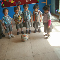 Pre Primary on 28 November 2013 GDA Harni