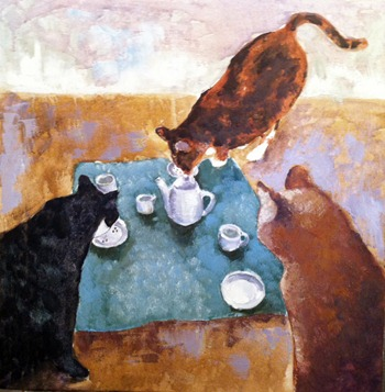 tina marohn kitty teaparty