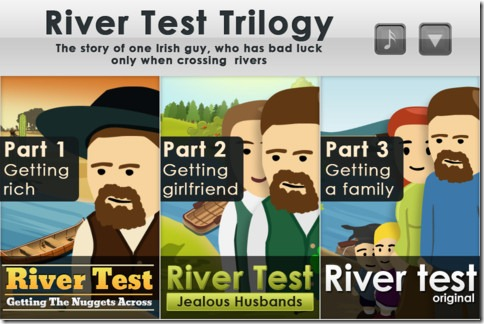 River Test Trilogy