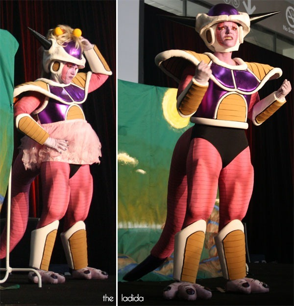 Supanova Sydney 2013 Madman National Cosplay Competition - Dragonball Z - Frieza (2)