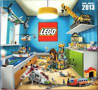 Русский каталог LEGO за второе полугодие 2013 года
