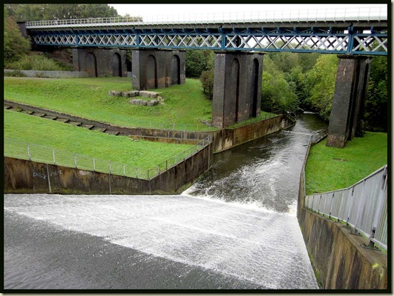 By Carr Mill Dam