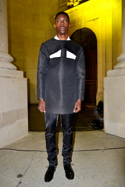 David Tlale Menswear Collection | Mercedes Benz Fashion Week Joburg AW 2013