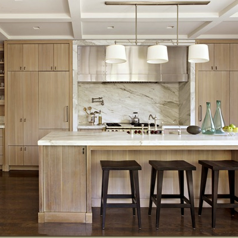New Kitchens by William Hefner & Christopher Peacock