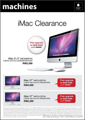 Machinese-Imac-Clearances-2011-EverydayOnSales-Warehouse-Sale-Promotion-Deal-Discount