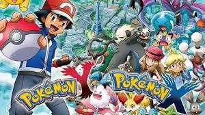 Hình Ảnh Pokemon XY