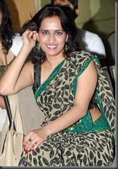 chinmayi ghatrazu hot exposing spicy saree stills pics images photos chinmayi ghatrazu