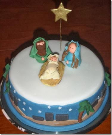 tartas navidad cosasparanavidad (20)