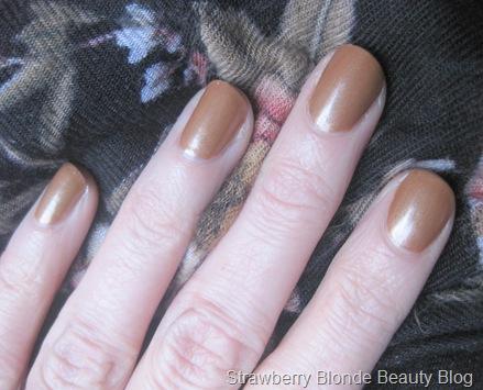 Priti NYC Comptesse de Paris: Spring 2013 Nails | Strawberry Blonde