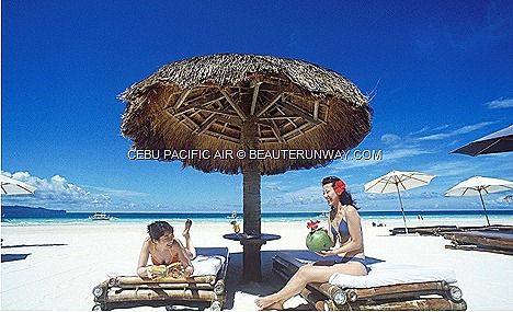 Cebu Pacific Air Philippines' largest national flag carrier, sale flights 51 destinations domestics flights to Manila, Cebu or Clark, Caticlan and Kalibo (Boracay), Busuanga (Coron), Dumaguete, Iloilo, Legazpi, Puerto Princesa