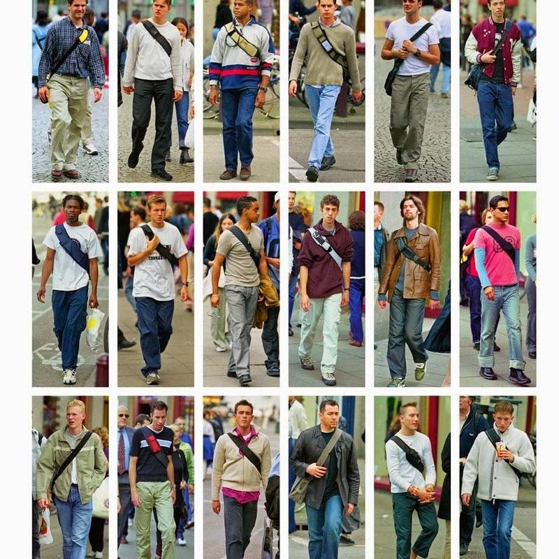 People of the Twenty-First Century by Hans Eijkelboom