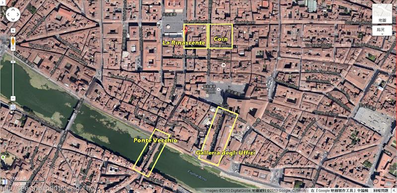 佛羅倫斯地圖.fw