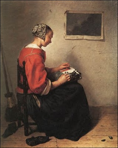 caspar-netscher-the-lace-maker