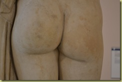 Aphrodite - the buttocks