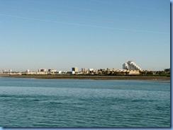 5958 Texas, South Padre Island - KOA Kampground - Pier 19 - South Padre Island skyline