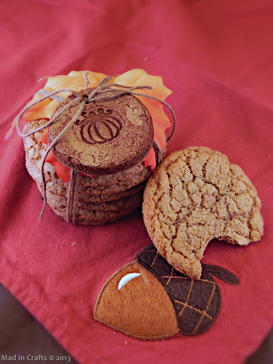 Fall Cookie Gift