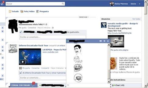 Facebook Memes para Chrome