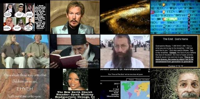 o nome de Deus YHWH que tentam ocultar