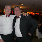 PAOCA Committee Partners in Crime - Andrew Clarkson and Peter Brooks