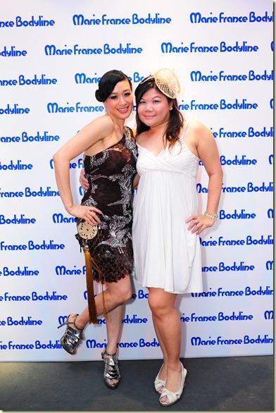 Christy Chung & BeauteRunway at Audi Fashion Festival 2011