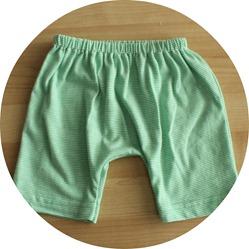 circle green shorts