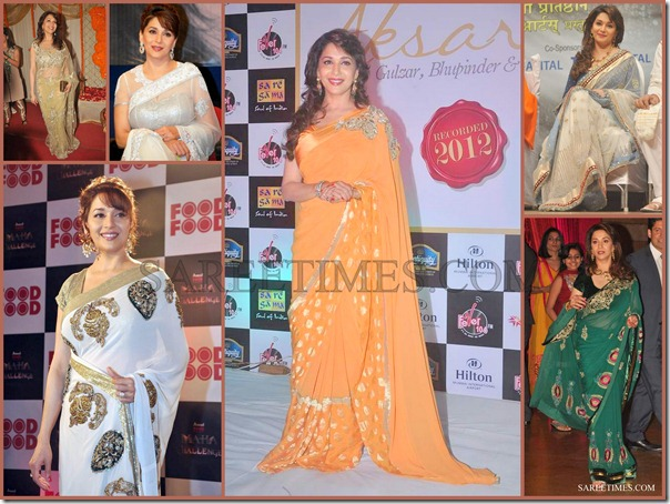Madhuri_Dixit_Saree_Fashion