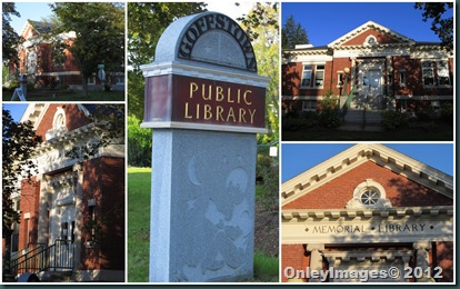 Goffstown NH Library