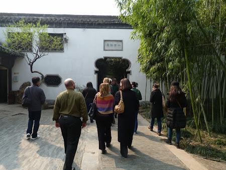 Obiective turistice Yangzhou: Intrarea gradina Ge