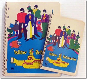 yellowsub-notebooks