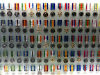 Mar 14 - Wall of Medals - Shrine, Melbourne