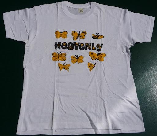 Heavenly butterflies in yellow