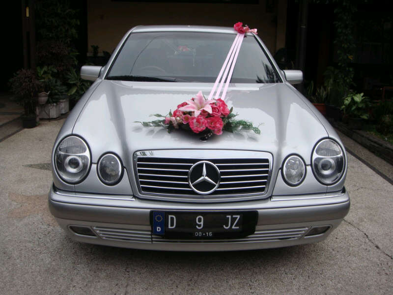 Mobil Pengantin Harga Khusus Menyambut Hati Valentine
