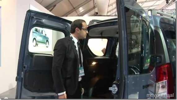 Dacia Dokker Auto Expo Casablanca 2012 02