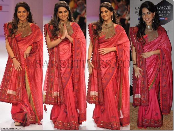 Shaina_NC_Sruthi_Sancheti_Pink_Saree