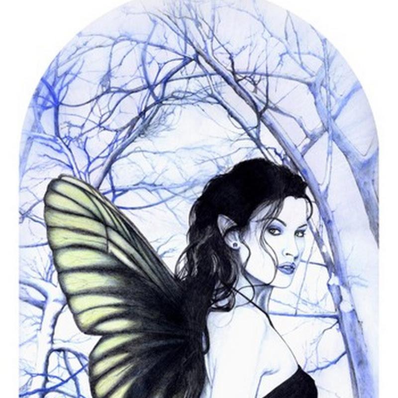 The Fantasy Artwork of John Pilkington - Les Grimoires du Faerie