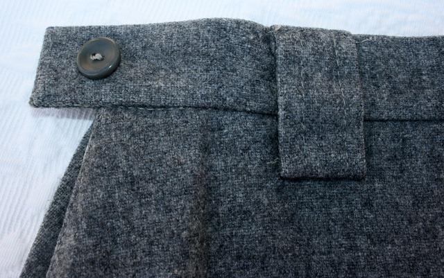 gray skirt 003