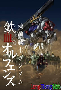 Mobile Suit Gundam: Iron-Blooded Orphans 2Nd Season - Kidou Senshi Gundam: Tekketsu No Orphans 2nd Season, G-tekketsu 2nd Season Tập 25-End
